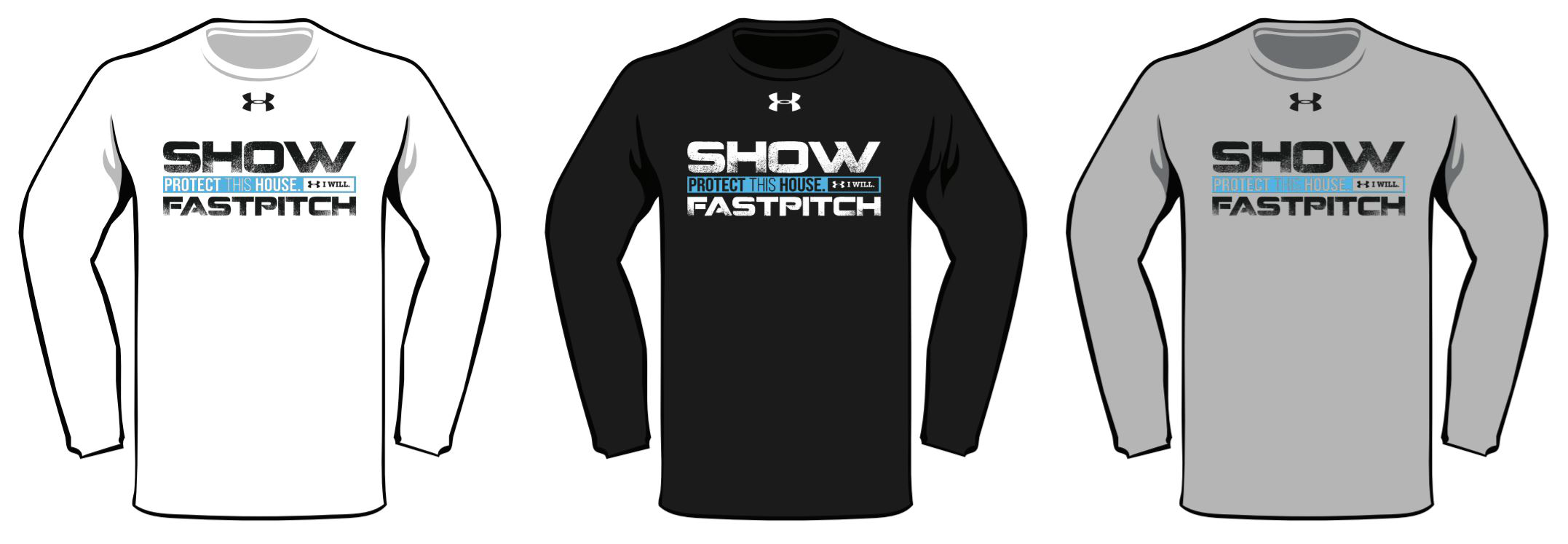 Show Fastpitch Protect this house