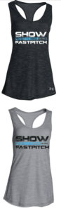 Show Fastpitch Tank