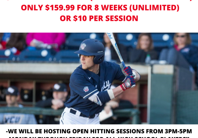 HIGH SCHOOL WINTER HITTING MEMBERSHIP
